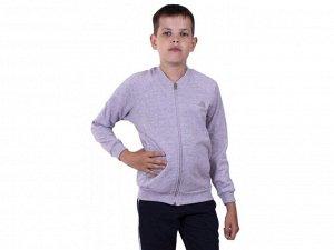 Толстовка Мягкая и удобная толстовка для мальчика Jewel Style на молнии идеально подходит для повседневной носки и занятий спортом.