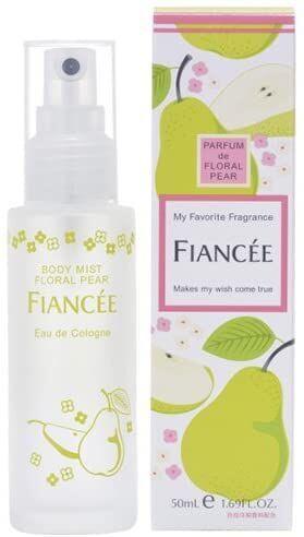 FIANCEE Body Mist Floral Pear - мист для тела с ароматом цветочной груши