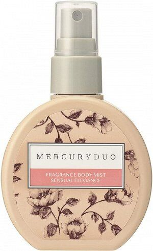 MERCURYDUO Fragnance Body Mist - мист для тела