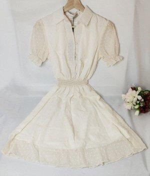 Платье Замеры по изделию: M - ОГ 90, длина 99 L - ОГ 96, длина 101