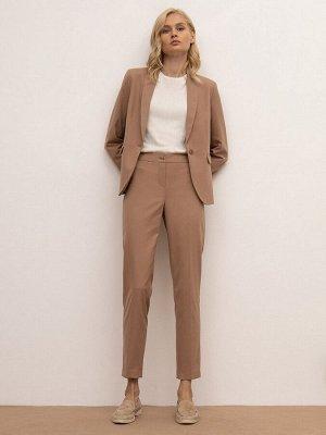 Зауженные брюки D021/copper
