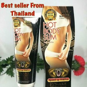 Natural SP Beauty Hot Body Slim Anti cellulite SYN Ake firming cream