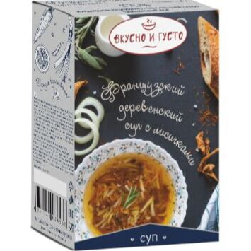 Все самое необходимое для вкусных блюд — Наборы для приготовления супа