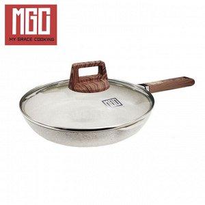 Сковорода с антипригарным покрытием MGC / 20 см