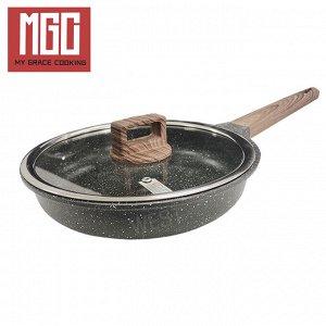 Сковорода с мраморным покрытием MGC / 24 см