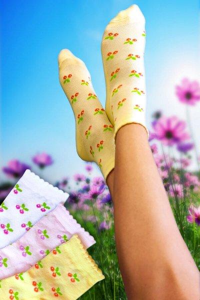 Натали™ - Самая популярная коллекция домашней одежды НОВИНКИ — Женские носки
