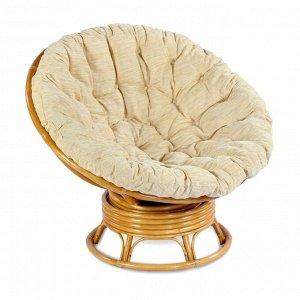 Кресло механическое PAPASAN (подушка рогожка)