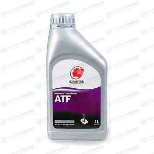 Масло трансмиссионное IDEMITSU ATF синтетическое, универсальное, 1л, арт. 30450248-724