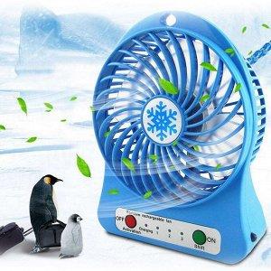 Мини вентилятор, 14*10.5 см