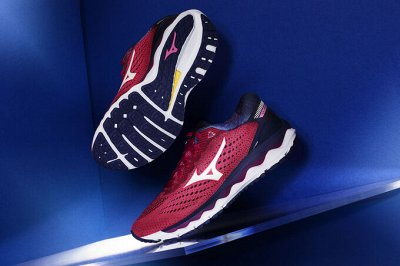 Спортивная одежда и обувь мирового уровня. Выбирай лучшее — Mizuno. Обувь