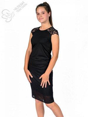 Футболка Футболка женская облегающего силуэта. Выполнена из ткани-купон. Состав ткани: 95% полиэстер, 5% лайкра.