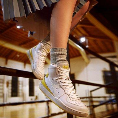 Спортивная одежда и обувь мирового уровня. Выбирай лучшее — Diadora. Женская обувь