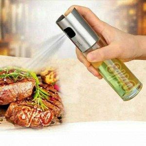 Бутылочка спрей для масла, уксуса