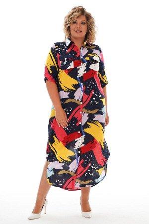 Платье-5938