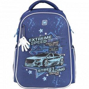 Рюкзак школьный Magtaller B-Cool, Extreme Speed, с наполнением, 4...