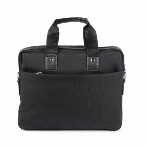 Мужская текстильная сумка-портфель