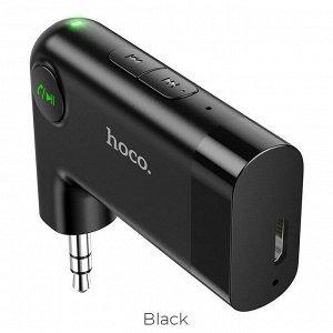 Автомобильный Bluetooth приемник HOCO E53 Dawn sound черный