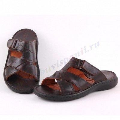 Ваша испанская обувь -17. Очень удобная — Мужская летняя обувь: шлепанцы, сандалии