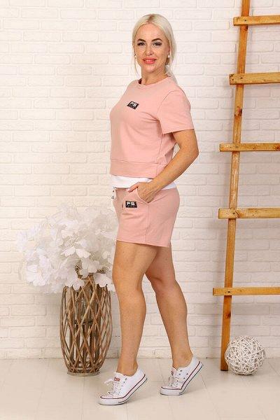 Дарья + Натали. Одежда в наличии. Постоянное обновление ✅ — Трикотажные костюмы с шортами