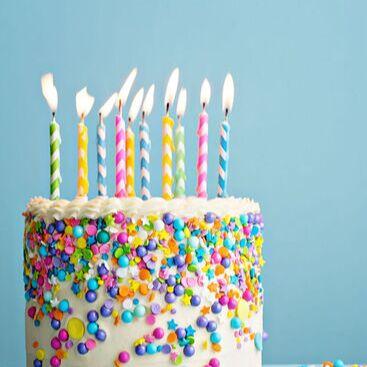 Устрой вечеринку с друзьями! Декор для любого случая и повода — Свечи тортовые