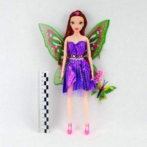 Кукла Winx club 30см (в ассортименте) (гнутся суставы)(№1436) в пакете