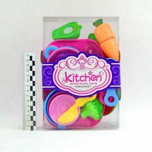 *Набор для девочек Разрезанные фрукты (Kitchen)(№6660-1)