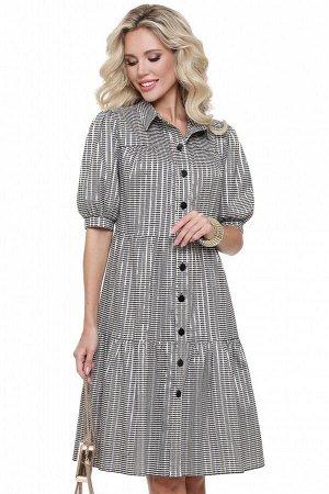 Платье Городской блюз