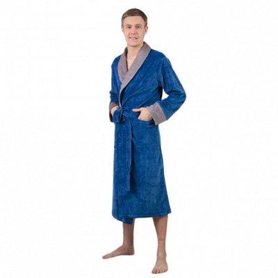 Cotton и Silk — фабрика домашнего текстиля — Мужское, Пижамы, Халаты, Трусы