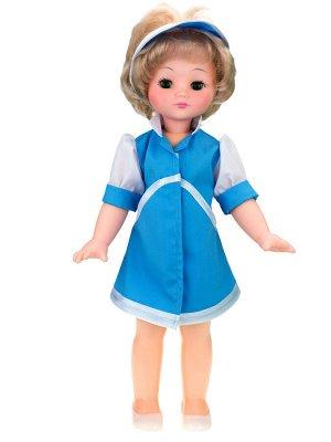 """Мир Кукол. Кукла арт.ЛЕН45-32 """"Продавец Валя"""" 45 см без коробки"""