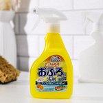 Средство для чистки ванн Mitsuei, с цитрусовым ароматом, спрей, 400 мл