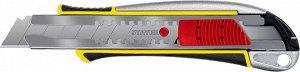 Металлический нож с автостопом KSM-18A