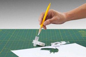 """Нож OLFA """"Utility Models"""" перовой дизайнерский"""