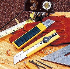 Нож OLFA с выдвижным лезвием