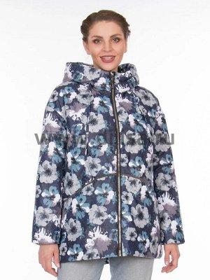 Куртки Куртка Melisaciti М209 (Бежевые цветы)  Артикул: 209М; Бренд: Melisaciti; Сезонность: Демисезон; Цвет: Бежевый; Оттенок: Бежевые цветы; Мех: Нет; Утеплитель: СинтепонКуртка Melisaciti  Верх и п