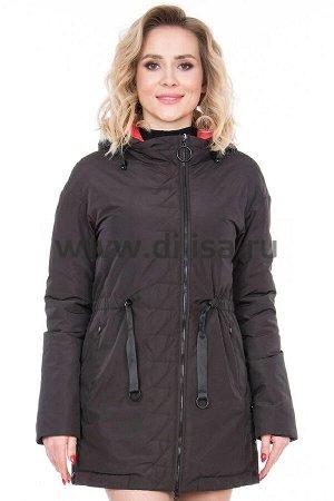 Куртки Куртка Towmy 7110_Р (Черный 001)  Артикул: 7110_Р; Бренд: Towmy; Сезонность: Демисезон; Цвет: Черный; Оттенок: Черный 001; Мех: Нет; Утеплитель: СинтепонКуртка Towmy  Состав: полиэстер 100% Нап
