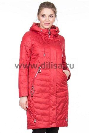 Пальто Пальто Mishele 658-1_Р (Красный FQ8)  Артикул: 658-1_Р; Бренд: Mishele; Сезонность: Демисезон; Цвет: Красный; Оттенок: Красный FQ8; Мех: Нет; Утеплитель: СинтепонПальто Mishele  Состав:полиэс