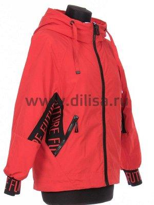 Куртки Куртка T.YCamille B-671 (Красный 19)  Артикул: 671-В; Бренд: T.YCamille; Сезонность: Демисезон; Цвет: Красный; Оттенок: Красный 19; Мех: Нет; Утеплитель: Синтепон Длина по спинке в 42 размере -