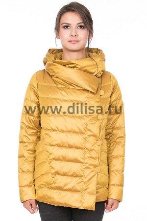 Куртки Куртка с капюшоном Mishele 609-1_Р (Золотисто-желтый FQ68)  Артикул: 609-1._Р; Бренд: Mishele; Сезонность: Демисезон; Цвет: Желтый; Оттенок: Золотисто-желтый FQ68; Мех: Нет; Утеплитель: Синтепо