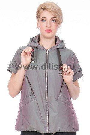 Куртки Куртка Icedewy 91271_Р (Серый L8)  Артикул: 91271_Р; Бренд: Icedewy; Сезонность: Демисезон; Цвет: Темно-серый; Оттенок: Серый L8; Мех: Нет; Утеплитель: СинтепонКуртка-трансформер Icedewy  Соста