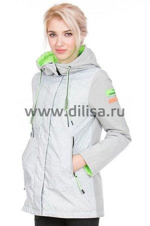 Куртки Куртка Towmy 7026_Р (Светло-серый 809)  Артикул: 7026_Р; Бренд: Towmy; Сезонность: Демисезон; Цвет: Светло-серый; Оттенок: Светло-серый 809; Мех: Нет; Утеплитель: СинтепонКуртка Towmy  Верх: по