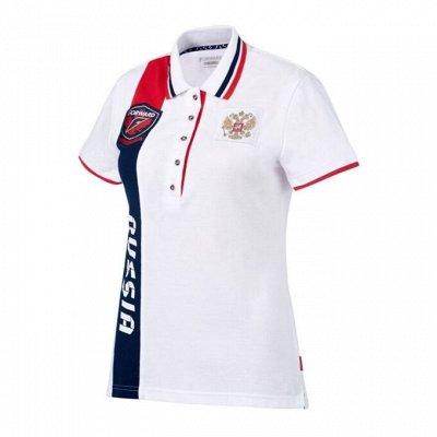 📌 FORWARD – первый национальный Бренд спортивной одежды — Рубашки Поло женские