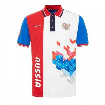 📌 FORWARD – первый национальный Бренд спортивной одежды — Рубашки Поло мужские