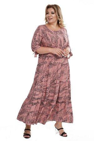 Платье-6155