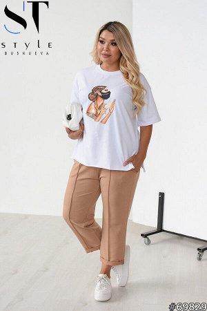 Костюм 69829 (футболка+брюки)