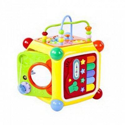 Игрушки, товары для творчества, настольные игры — Развивающие игрушки для малышей