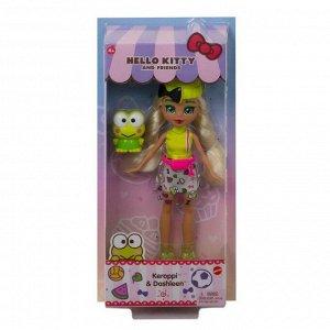 Кукла Mattel Hello Kitty с фигуркой Дэшлин15
