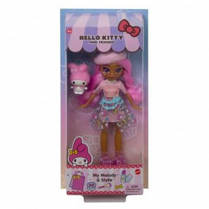 Кукла Mattel Hello Kitty с фигуркой Стайли12