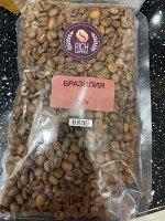 Кофе в зернах. Бразилия Сантос, 250г