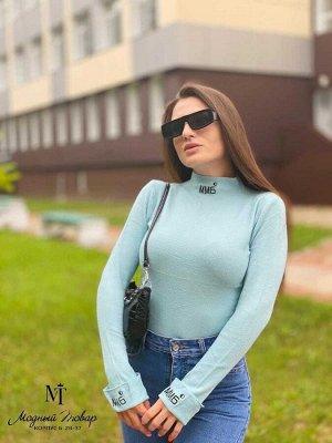 Водолазка женская Ткань ангора Размер единый 42/48
