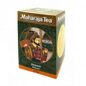 Чай «Ассам» | Assam байховый Диком Maharaja Tea 100г